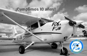 10º aniversario de Fly&Fun